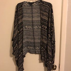 Size 2X forever 21 cover up